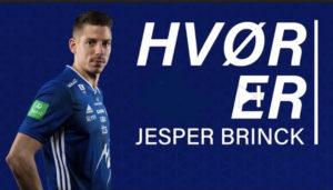 Hvem er…. Jesper Brinck
