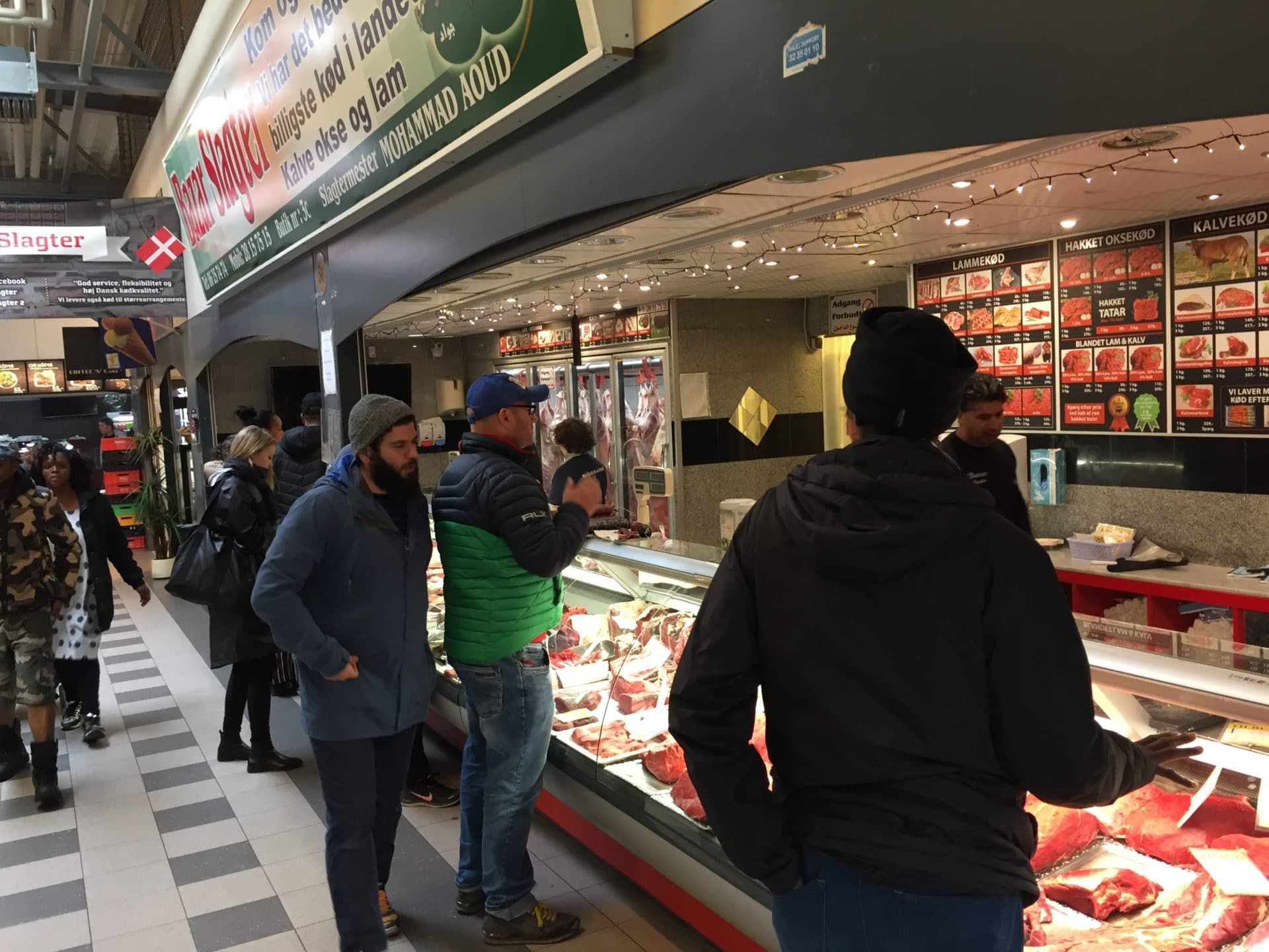 bazar vest slagter