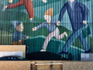 Underskrifter kan bevare murmalerierne på Gudrunsvej