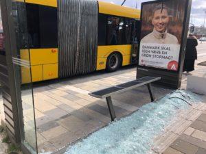 Busrejsende fryser igen på Boulevarden