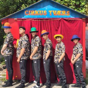 Cirkus Tværs skaber venskaber på tværs af etnicitet, kultur og køn i Brabrand