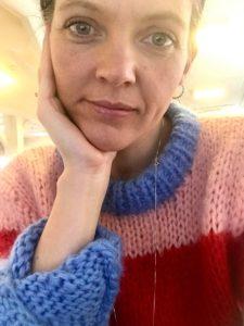 En lille portrætserie af store personligheder: strikkebossen Sara Brockelmann