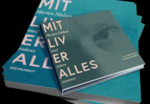 En gribende bog med min helt Morten Nielsens digte