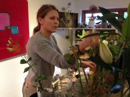 Blomsterværkstedet i Brabrand inviterer indenfor