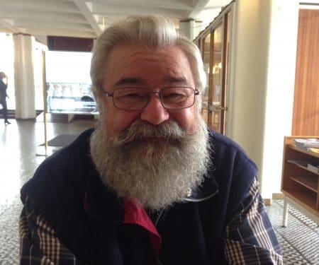 Han er Gellerups ihærdigste forsvarer – og kritiker