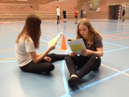 Nye trænere spirer på Engdalskolen