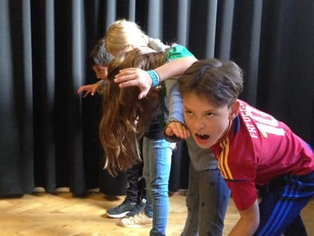 Engdalskolen udvikler ny pædagogisk metode sammen med Aarhus Teater
