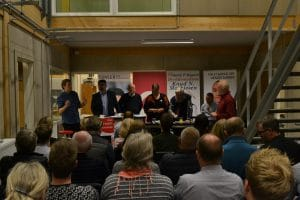 Stor buket af forslag og ønsker på valgmødet i Brabrand