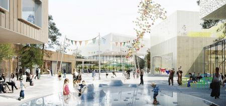 Schmidt, Hammer og Lassen vinder multihus-projekt i Gellerup