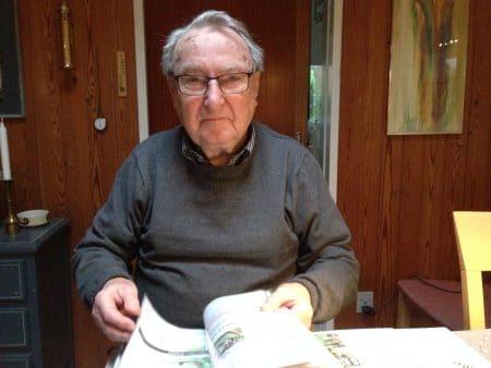 Mr. Brabrand IF runder 90 år på søndag