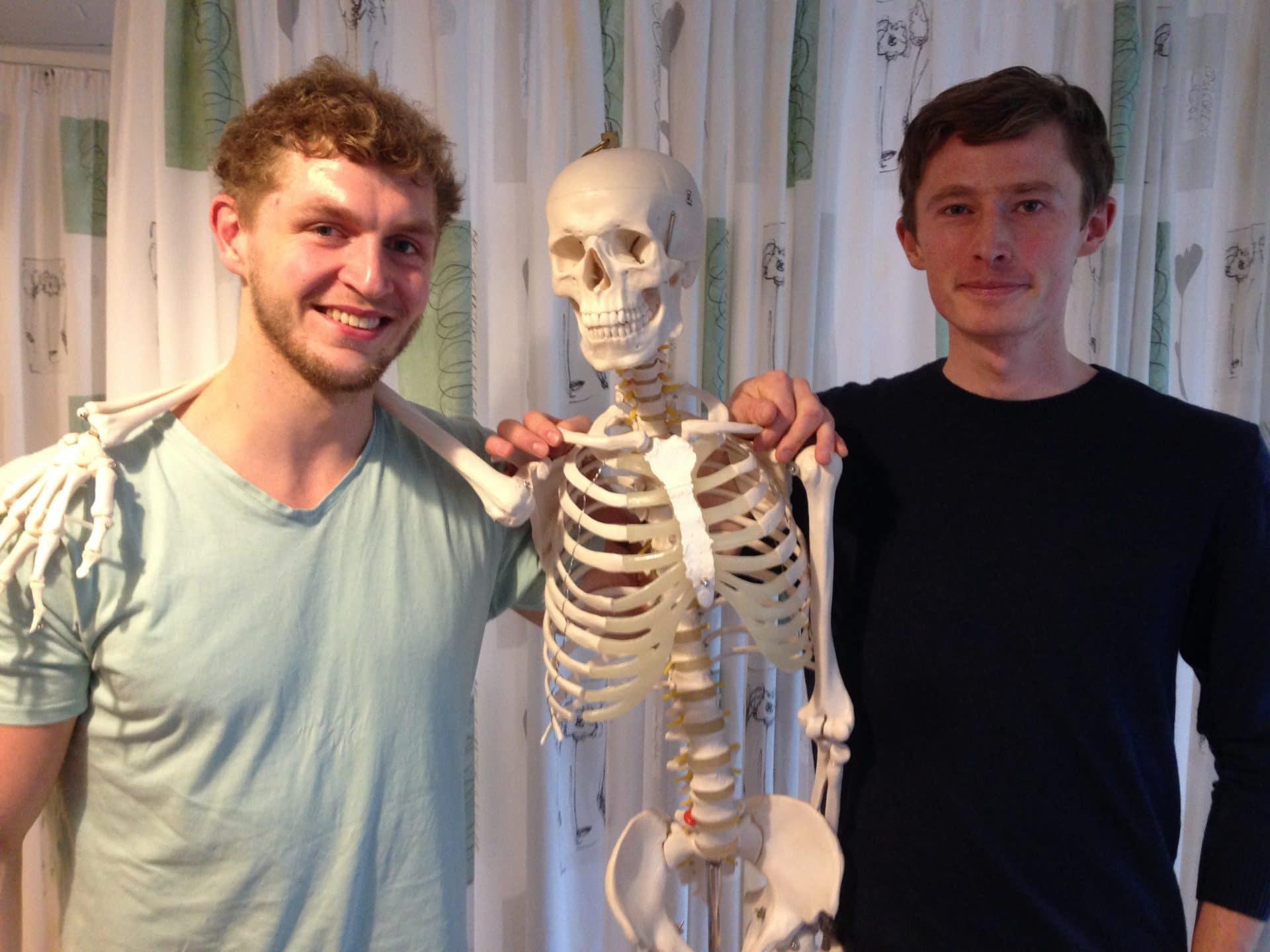 østerport fysioterapi ung fyr søger mand