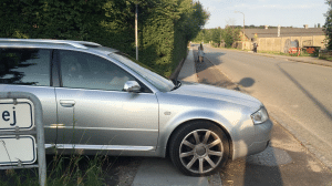 Cyklisterne er stadig i stor fare på Langdalsvej og J.P. Larsens Vej