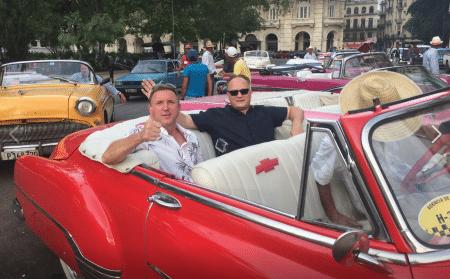 Check Point Travel inviterer Brabrand med ud i verden