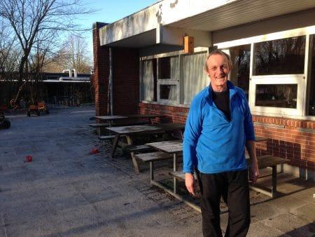 Efter branden: Børnehuset Klodshans har det fint i lånte lokaler
