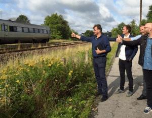 Aarhus Kommune: Brabrand skal på togkortet