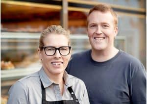 Familien Hartmeier åbner helt ny bagerbutik på rekordtid