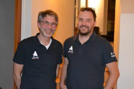 Sejlsportsfolk fra Brabrand i spidsen for VM i Aarhus