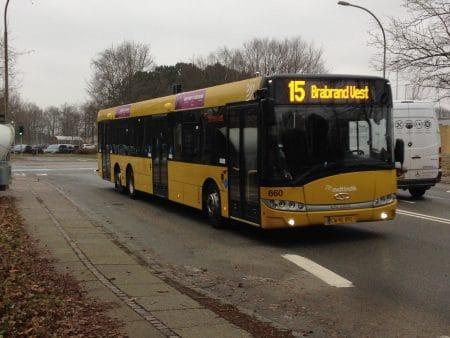 Ny debat om 15´eren: Forslag fra Brabrand-borger sender bussen forbi City Vest