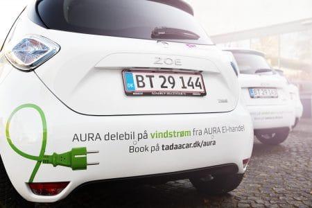 AURA Energi tester nyt delebils-koncept i Brabrand