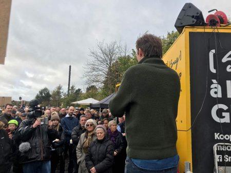 Tal-forvirring om togpendlere fra Brabrand