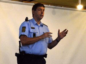 Mange ansøgere til politijob i Gellerup