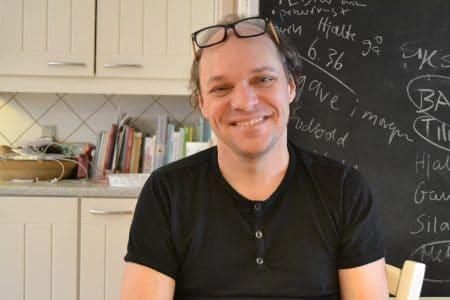 Morten Ramsland – fra alenehed til gøglerliv