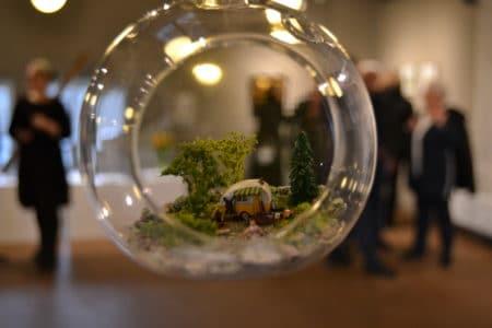 Miniature-kunst fylder Gasværket helt ud