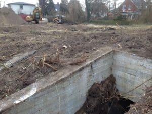 …og så dukker der pludselig en bunker op!