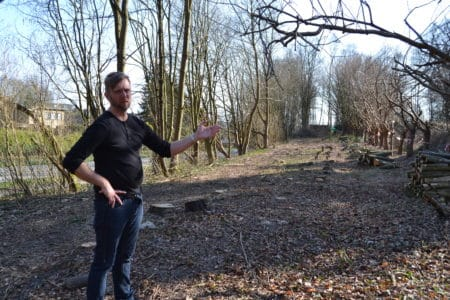 Naboer: Træfældning på Stenbækgrund er ulovlig