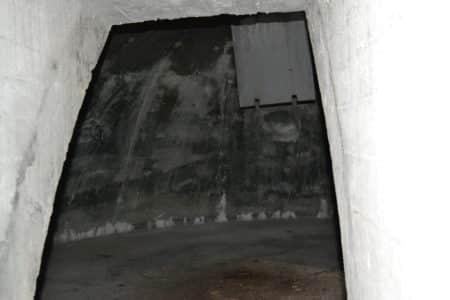 Bunker på Truevej var beskyttelsesrum mod luftangreb