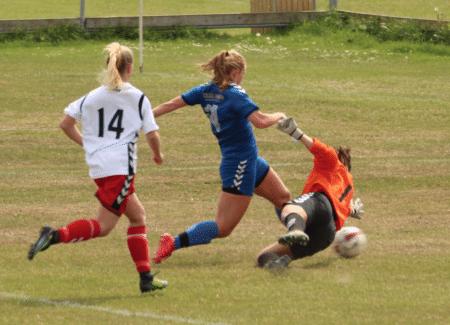 Brabrand-piger vandt storsejr i jyllandsserien