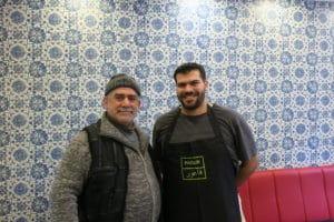 Mustafa Faour har indtaget Aarhus – nu skal han til VM i falafel