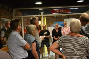 Niels Christian Pedersen hyldet efter 44 år som leder i Brabrand IF