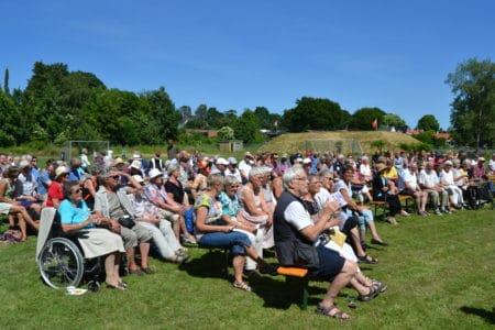Brabrand fejrede Grundloven og det lokale fællesskab
