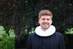 Ung præst glæder sig til at komme tilbage til Aarhus V