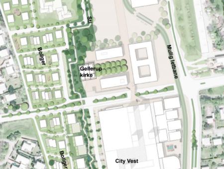 Aarhus Kommune inviterer beboere til ny dialog om byggeri ved City Vest