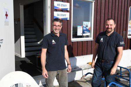 VM i sejlsport ledes af Klaus og Per fra Brabrand