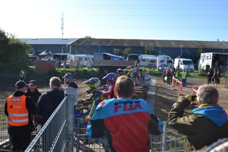 Grimhøj lagde igen bakker til mesterskabskamp i motocross