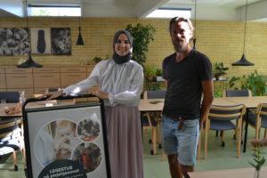 Generationer kan nu mødes til legestue på Engsøgård Plejehjem
