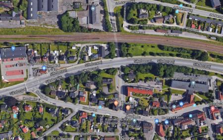 Byudvikling i Brabrand: Højhuse eller mere natur?