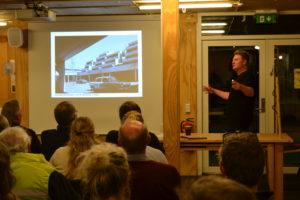Knud Blach Petersen hyldet for skabelsen af Gellerupparken