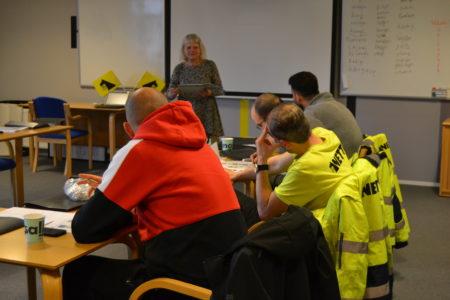 Lær dansk på arbejdspladsen – som hos Netto i Årslev