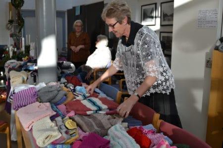 Lune trøjer fra Brabrand til Letlands børn