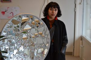 22-årige Aysha Amin blev Årets Ildsjæl i Gellerup