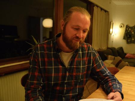 Underskrifterne er i hus – Chresten Ibsen er klar til valg