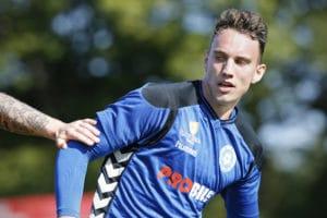 Lasse Tougaard vender hjem til Brabrand som en stærkere fodboldspiller