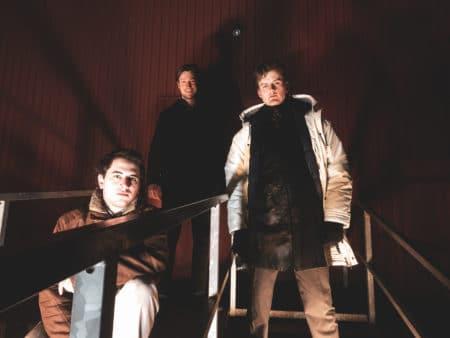 Ungt Brabrand-band debuterer på Gasværket
