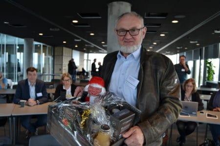 Torben Overgaard takkede af efter mange års bestyrelsesarbejde