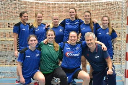 Brabrands håndboldkvinder rykkede op i 3. division