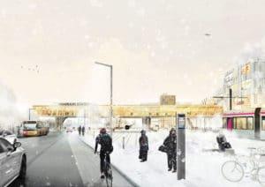 Byrådet skal snart tage stilling til togstop i Brabrand